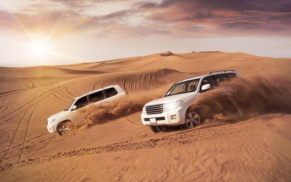 Optional Excursions in Dubai