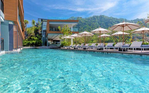 The Nature Phuket 5* with Optional Bangkok Stopover