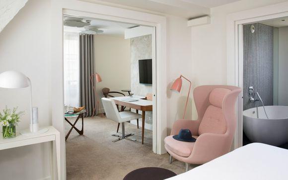 Hotel Dupond-Smith 5*