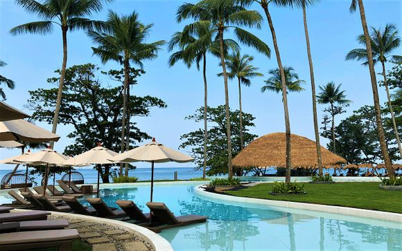 Luxury Collection: Stylish & Spacious Beach Hotel