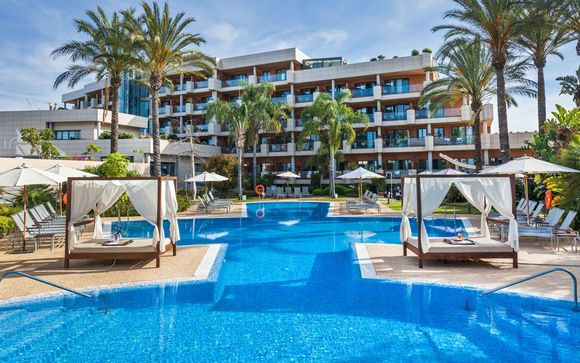 Occidental Estepona Thalasso Spa by Barcelo 4*