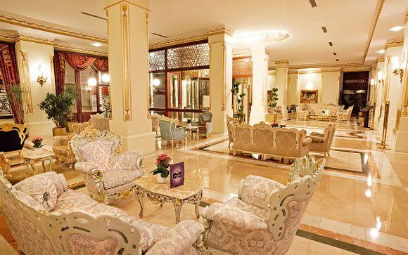 Legacy Ottoman Hotel 5*