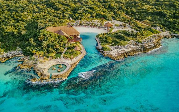 Waterfront All Inclusive Resort with Optional Yucatan Trip