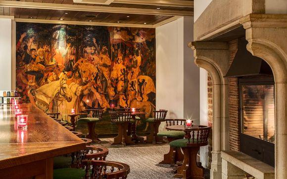 Hotel NH Brugge 4*
