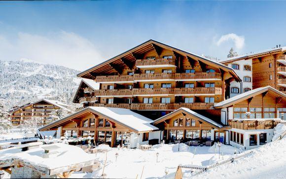 Luxury Collection: Award-Winning Alpine Spa Retreat