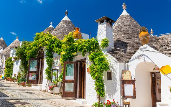 Tour or Mini-Tour Across Puglia's Highlights
