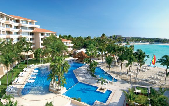 Dreams Puerto Aventuras Resort & Spa 4*