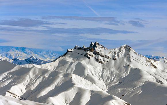 Village Club Du Soleil Les Deux Alpes 3*