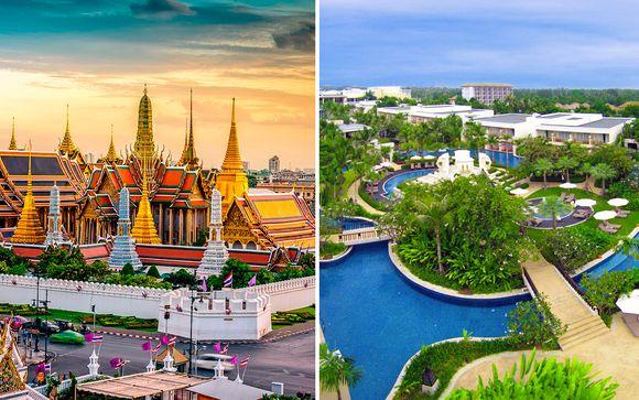 The Westin Grande Sukhumvit Bangkok 5* & Sheraton Hua Hin Resort & Spa 5*