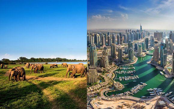 Private Tour of Sri Lanka with Beach Stay & Optional Dubai