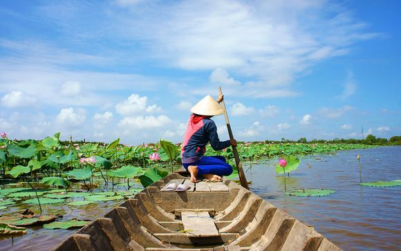 Vietnam: Peaceful Countryside and Beautiful Beaches