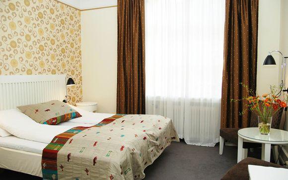 Grand Hotel Terminus 4*