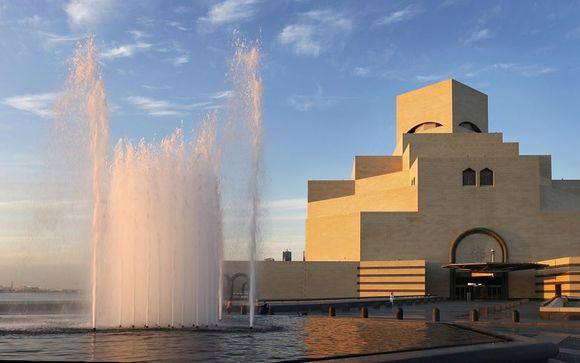 Optional Qatar Stopover