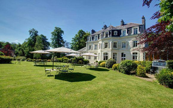 Najeti Hotel Château Clery
