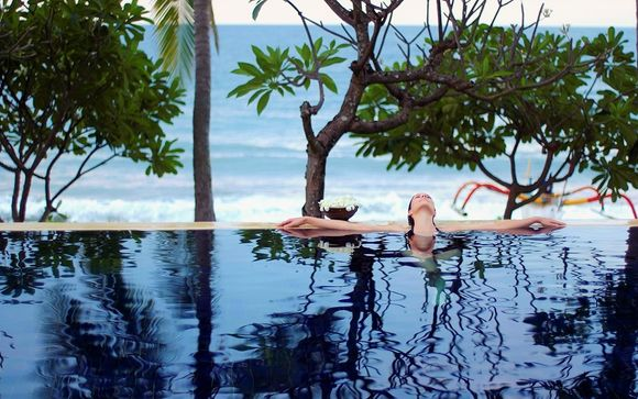 Adults-Only Escape with Spa Treatments
