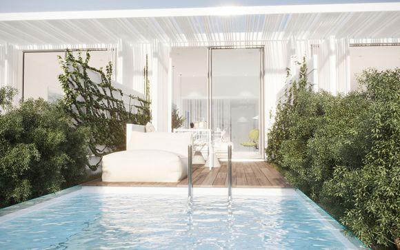 Mykonos Dove Beach Hotel 4*