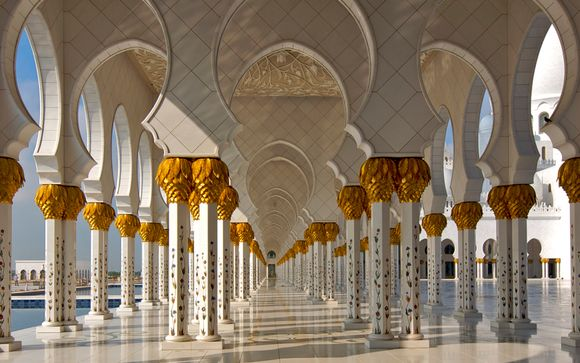 Park Rotana 5* with Louvre Abu Dhabi Ticket