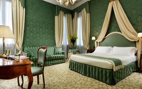 Classic Boutique Hotel with an Ornate Venetian Style