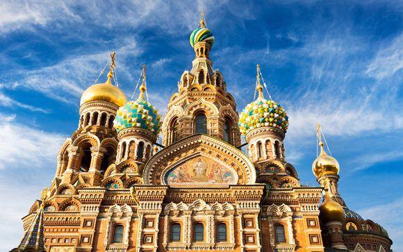 Domina Hotel St. Petersburg 5*