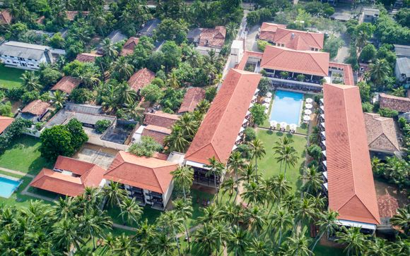 Mermaid Hotel & Club Kalutara 4*