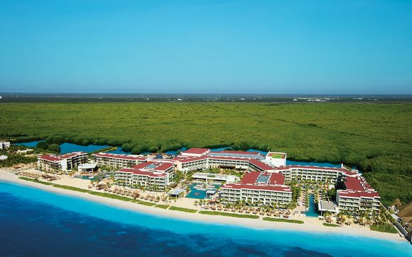 Breathless Riviera Cancun Resort & Spa 5*