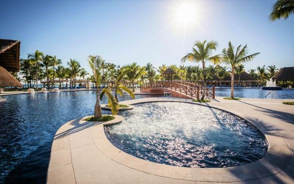 Barcelo Maya Caribe 4* & Optional Yucatan Tour