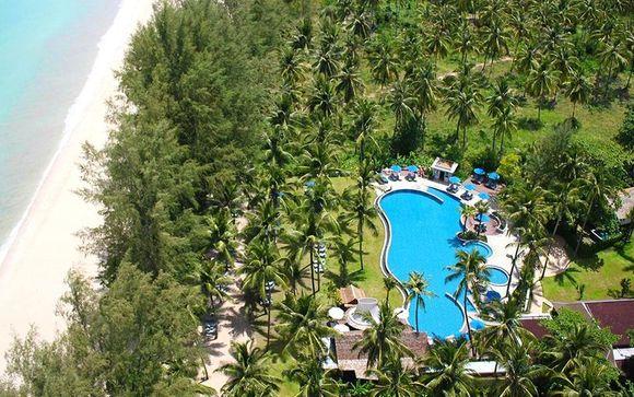 Triple Thai Escape to Paradise