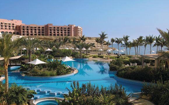Al Bandar Hotel at Shangri-La Barr Al Jissah Resort & Spa
