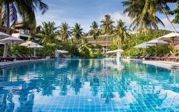 Maehaad Bay Resort Koh Phangan with Optional Bangkok 4*