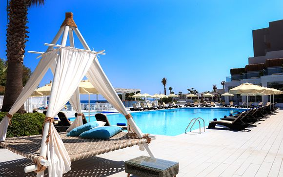 Seya Beach Hotel 4* + Optional Sultanahmet Palace 3*