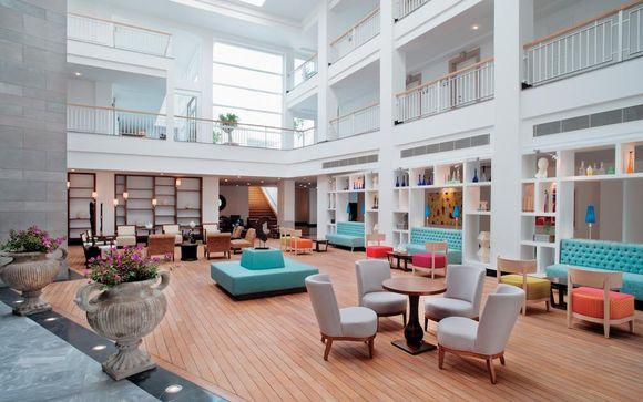 Doria Hotel Bodrum 5*