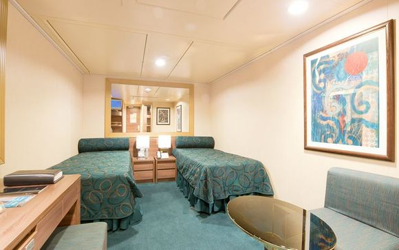 Your Stateroom Options