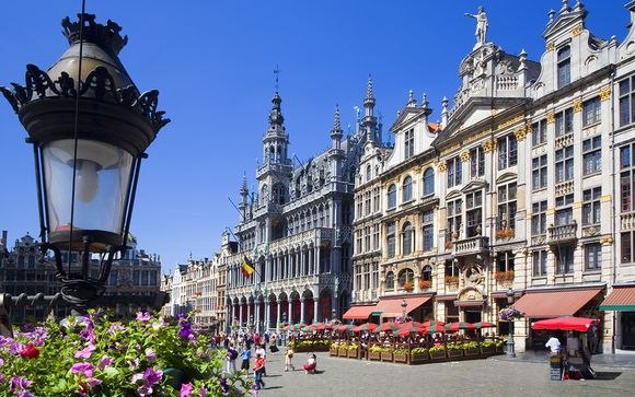 Park Inn by Radisson Brussels Midi 3*