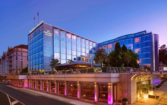Hotel President Wilson, a Luxury Collection Hotel, Geneva 5*