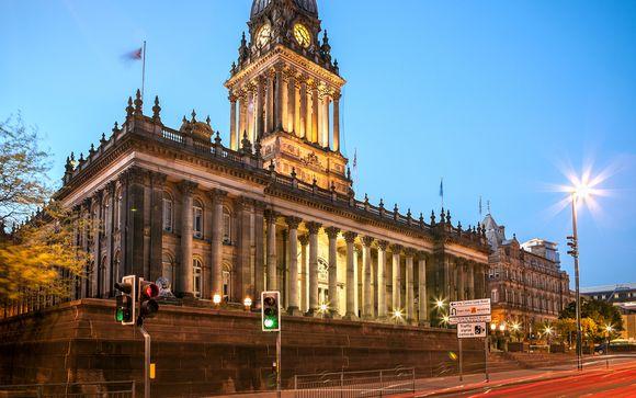 Destination...Leeds