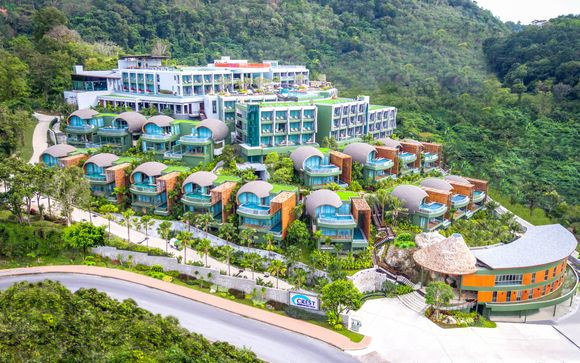Crest Resort and Pool Villas Phuket 5*