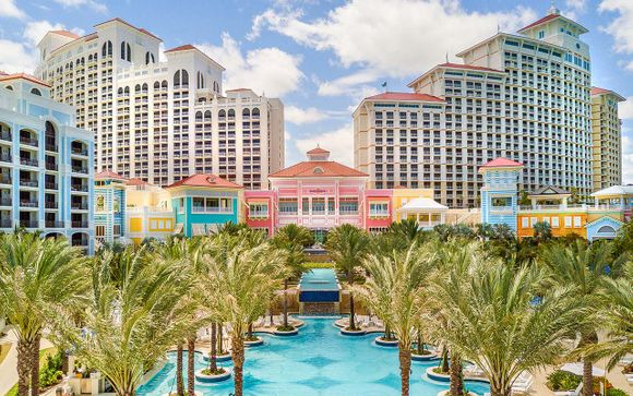 Grand Hyatt Baha Mar 5*