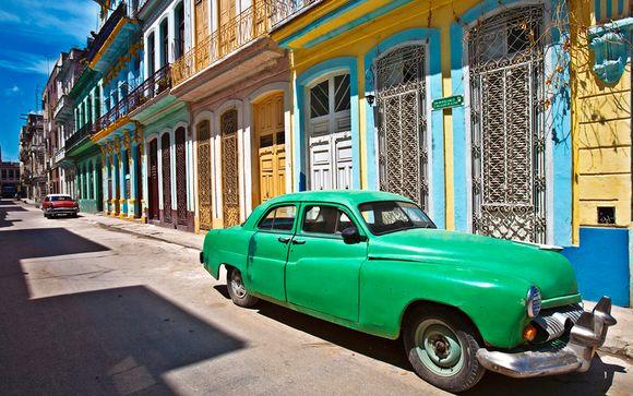 Cuban Authenticity with All Inclusive Beach Break