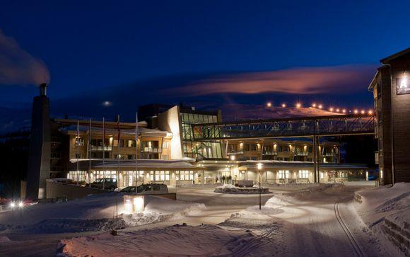 Radisson Blu Mountain Resort & Residences 4*