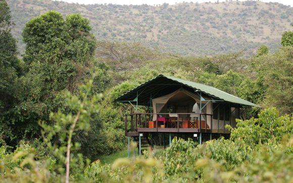 Mara Sekenani Camp