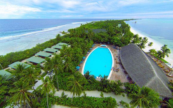 Fraser Suites Dubai & Canareef Maldives 4*