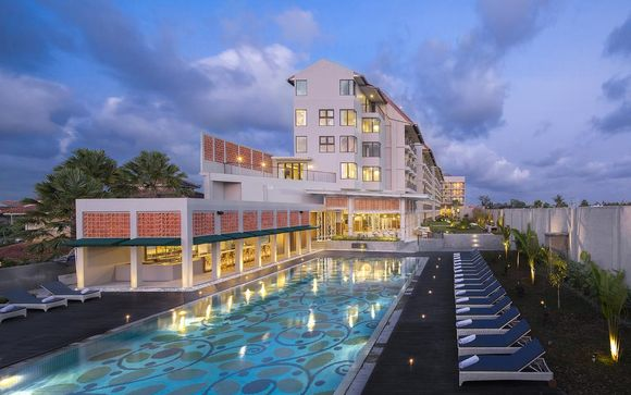 Eastin Ashta Resort Canggu 3*