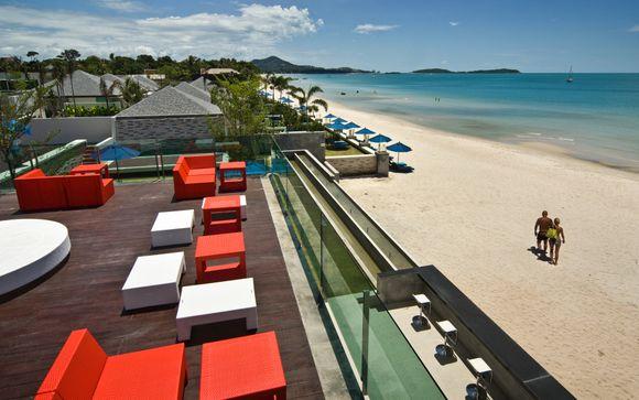 Samui Resotel Beach Resort 4*