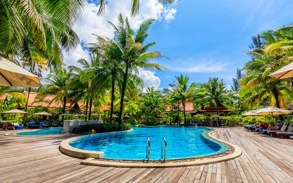 Khaolak Bhandari Resort & Spa with Optional Yama Phuket 4*