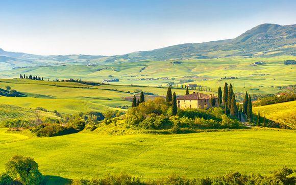 Alla scoperta della Toscana