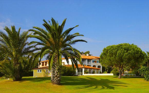 Hotel Soleil Vacances de Saint Tropez 4*