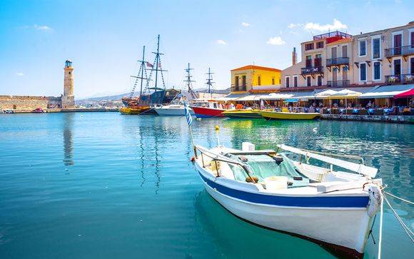Welkom in ... Rethymnon!