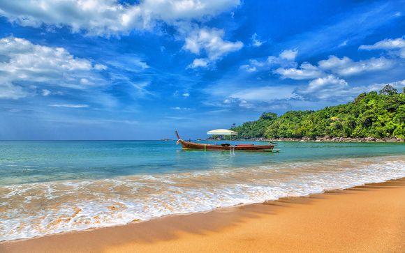 Khao Lak, en Tailandia, te espera