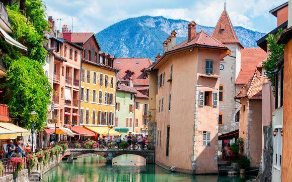 Willkommen in... Annecy!