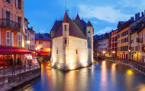 Willkommen in Annecy